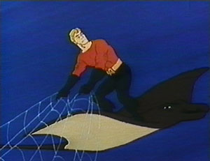 Aquaman, Challenge of the Superfriends