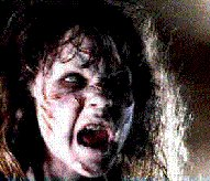 Regan MacNeil, Linda Blair from 'The Exorcist'