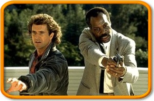 Martin Riggs and Roger Murtaugh, Lethal Weapon